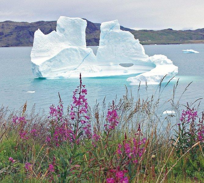 Neuvěřitelné Grónsko