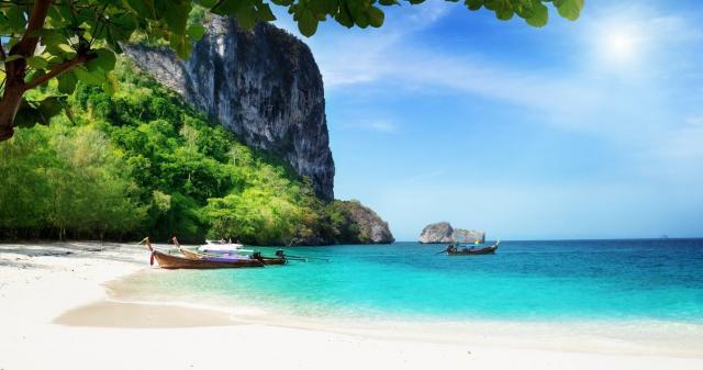 Jižní Thajsko s přímým letem na Phuket