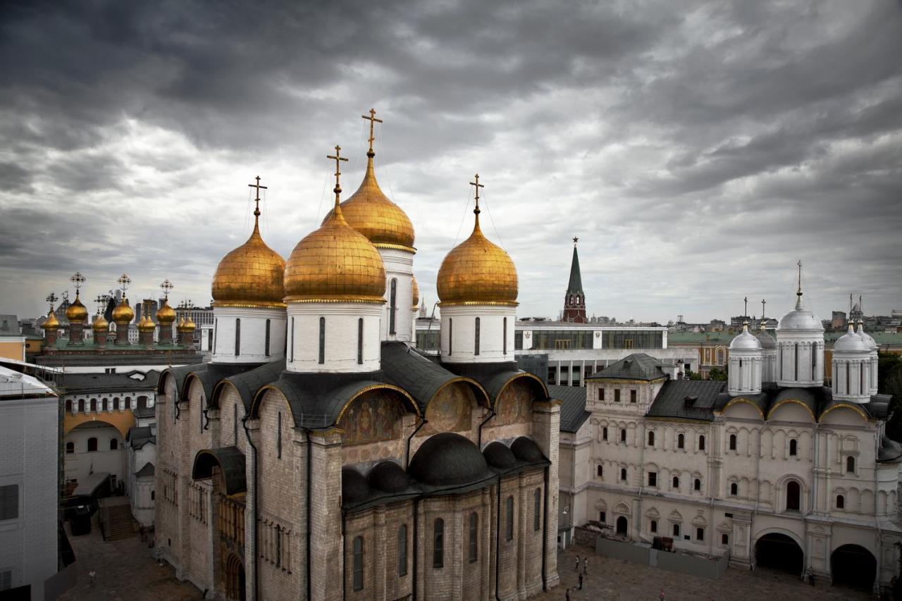 Na skok do Moskvy