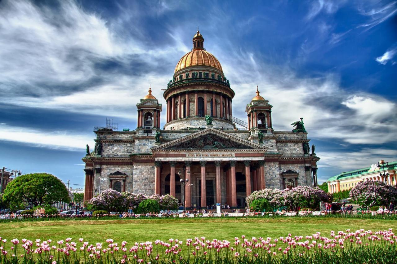 Petrohrad s možností prodloužení o sněžné safari