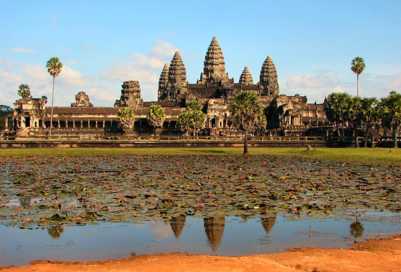 Zasněná Kambodža