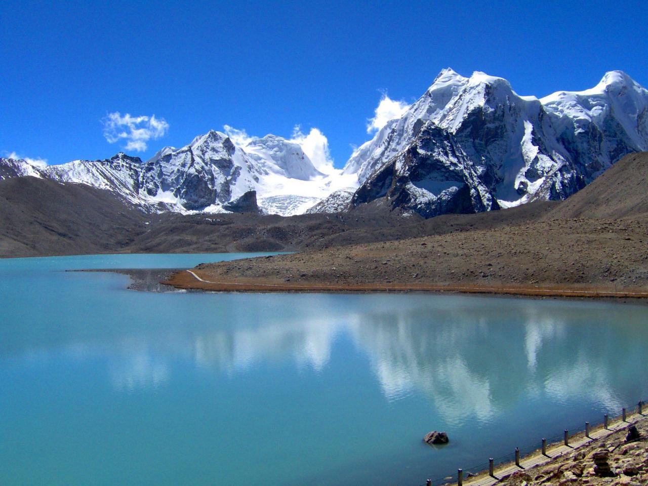 Indie – Bhútán – Nepál