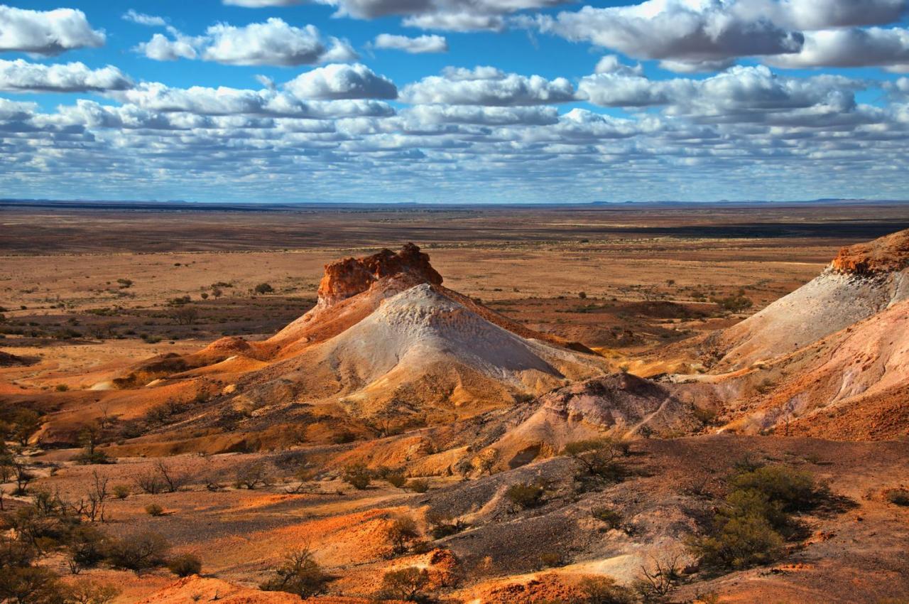 Exklusivní zájezd australským vnitrozemím