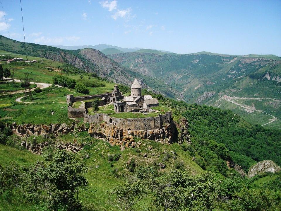 Poznávání Arménie