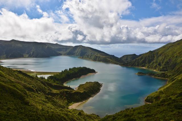 Azorské ostrovy - Terceira a Sao Miguel v jednom