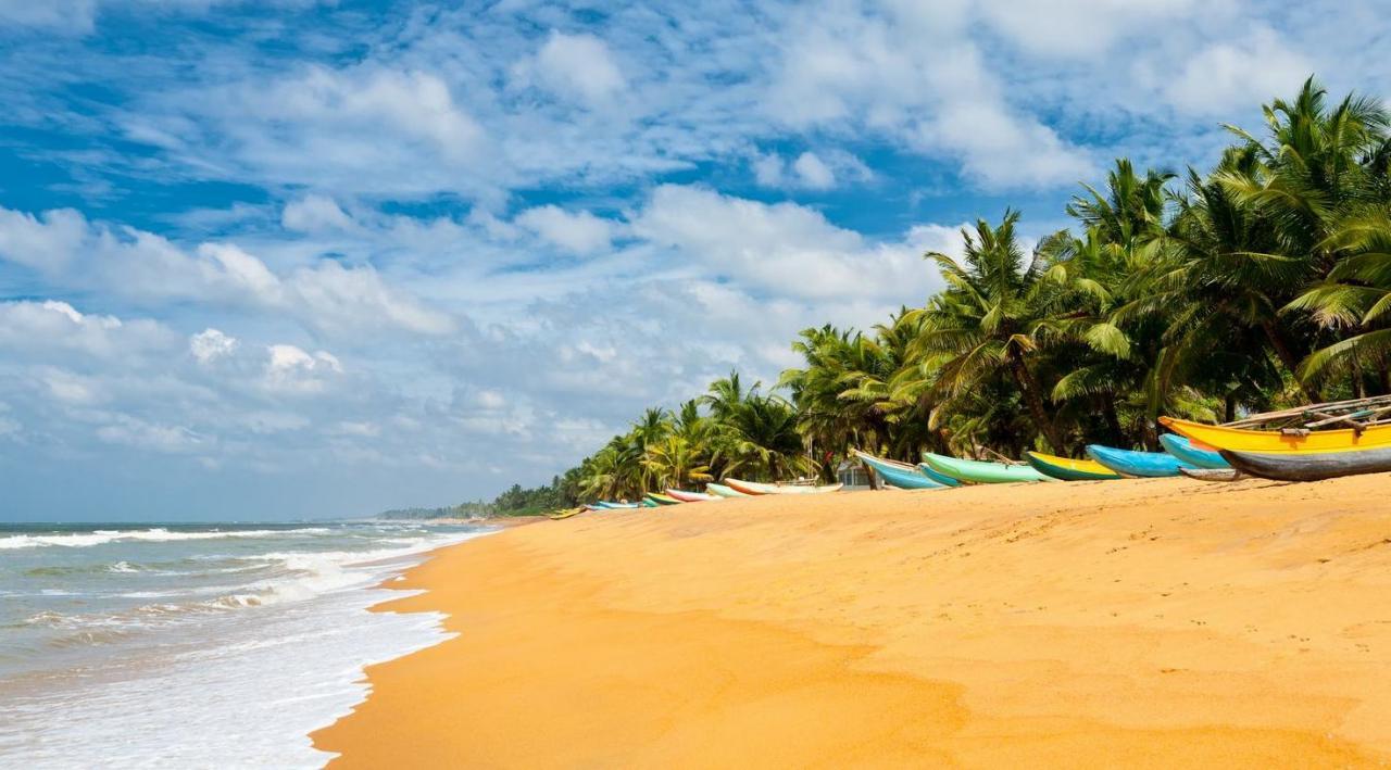 Okruh Srí Lankou s relaxací