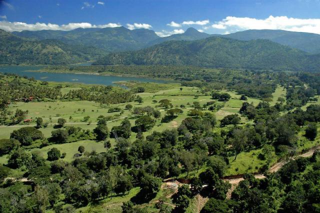 Vyzkoušejte golf na Srí Lance