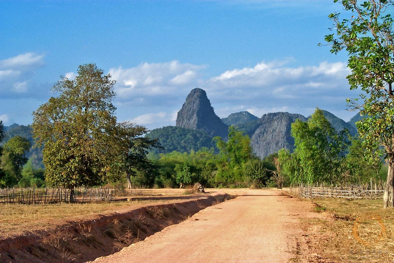 Laos plný překvapení