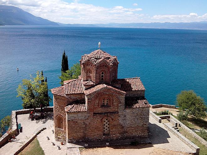Makedonie a Kosovo - divoké hory, krasová jezera a orientální města Balkánu