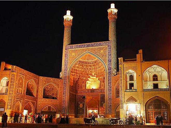 Írán - památky starověké a středověké Persie i moderního Íránu