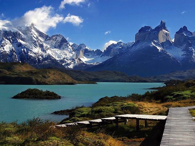Patagonie - jižní Argetina a Chile - nezapomenutelné treky v divoké přírodě
