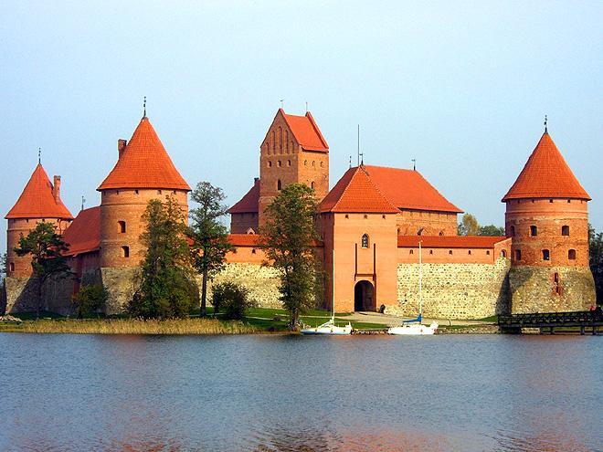 Pobaltí - poznávací zájezd do Litvy, Lotyšska a Estonska - čtyři evropská hlavní města a národní parky