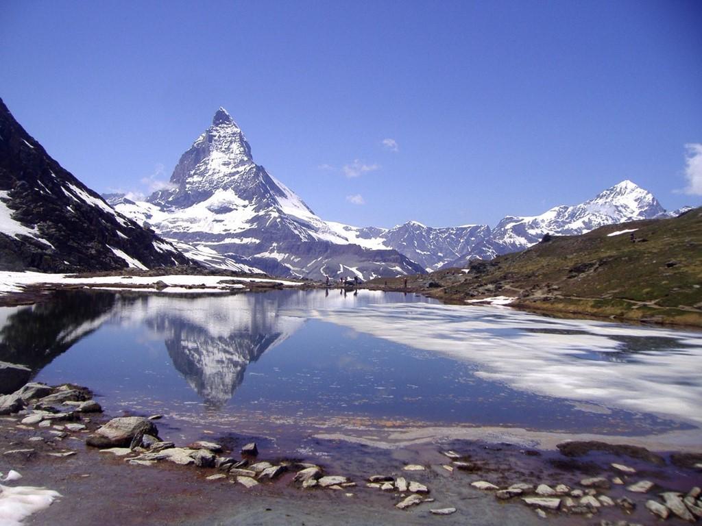 Srdce Švýcarska
