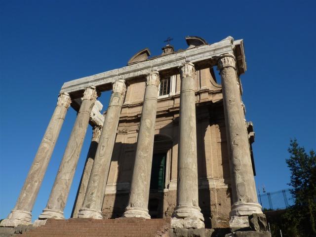 Řím, Vatikán, Genzano, zahrady Tivoli, UNESCO