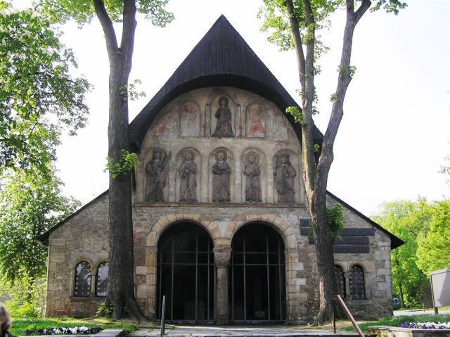 Advent v pohoří Harz a památky UNESCO 2016