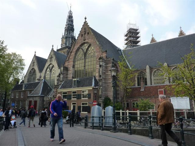 Amsterdam, advent a festival světel 2016