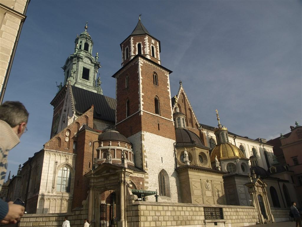 Krakov, město králů a památky UNESCO