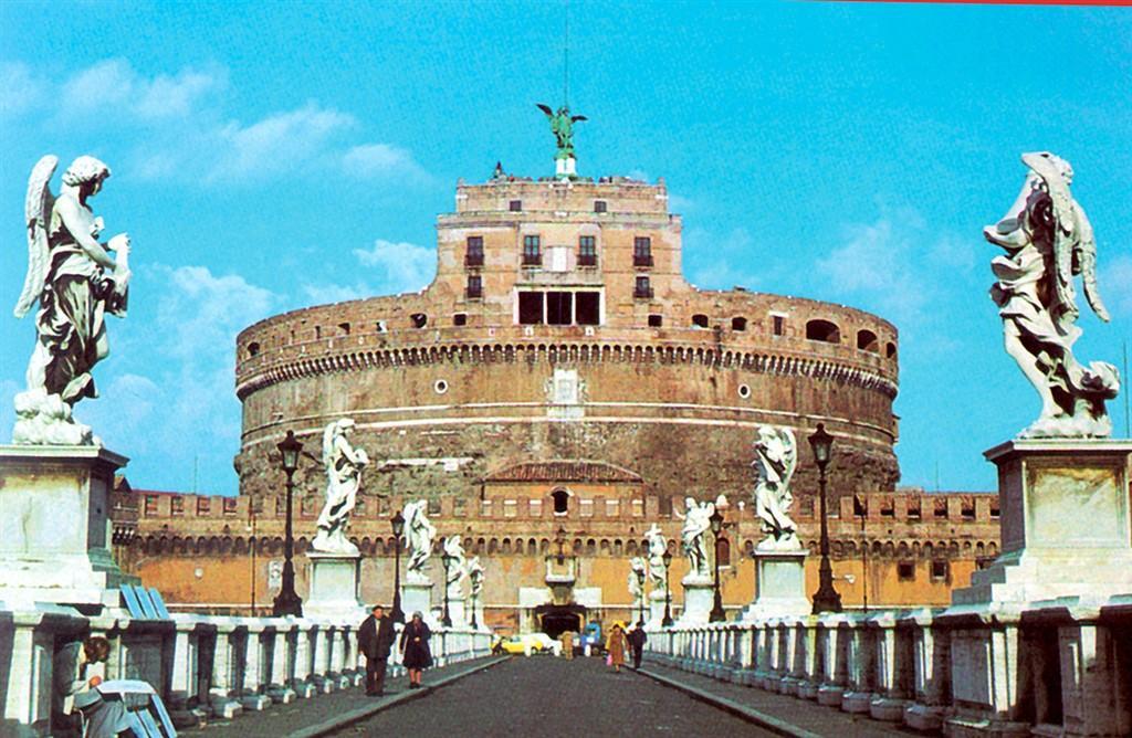 Řím, věčné město