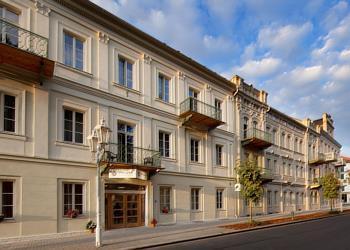 Relax pro každého 3 - Spa & Kur Hotel Praha