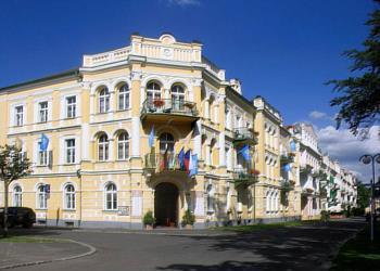 Wellness víkend ve Františkových Lázních - Lázeňský hotel Metropol