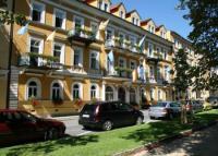Wellness víkend ve Františkových Lázních - Lázeňský hotel Dr. Adler