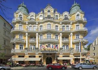 Omlazující lázně - OREA Hotel Bohemia