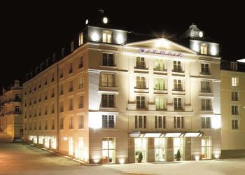 Luxusní wellness pobyt - Hotel Olympia