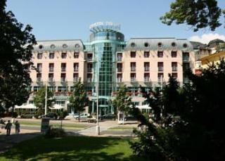 Čokoládové pokušení - Hotel Cristal Palace
