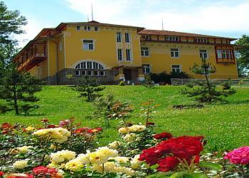 Konopný léčebný pobyt - Lázeňský dům Villa Kyselka