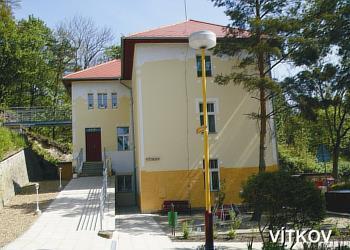 Víkend senior - Lázeňský dům Vítkov