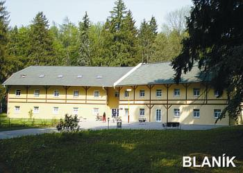 Víkend senior - Lázeňský dům Blaník