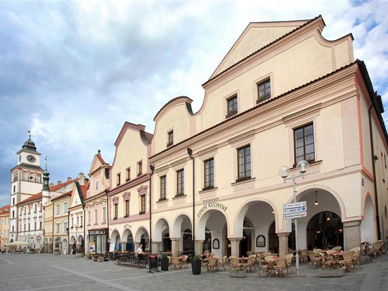 Víkendový relax v Třeboni - Hotel Zlatá Hvězda