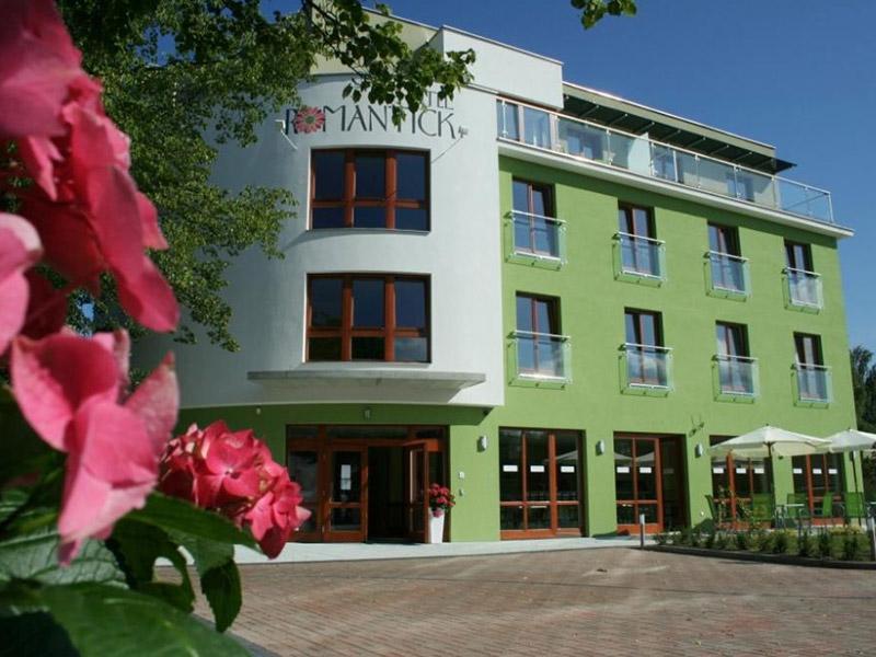 Lázeňský aroma pobyt - Romantick Design Hotel