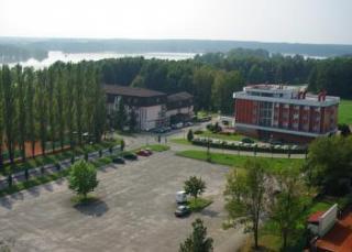 Okolo Třeboně - Hotel Svět
