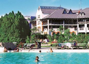 Sváteční dny v Egeru - Hunguest Hotel Flóra