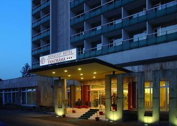 Zvýhodněný wellness v Panoramě 4=3 - Hunguest Hotel Panorama
