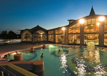 Zvýhodněný wellnessový pobyt 4=3 - Hotel Park Inn Sárvár