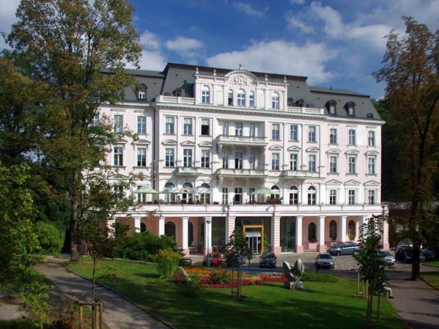 Léčebný pobyt klasik - Lázeňský dům Císařské lázně