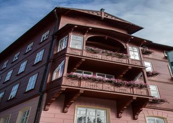 Vánoce v Janských Lázních - Lázeňský hotel Terra