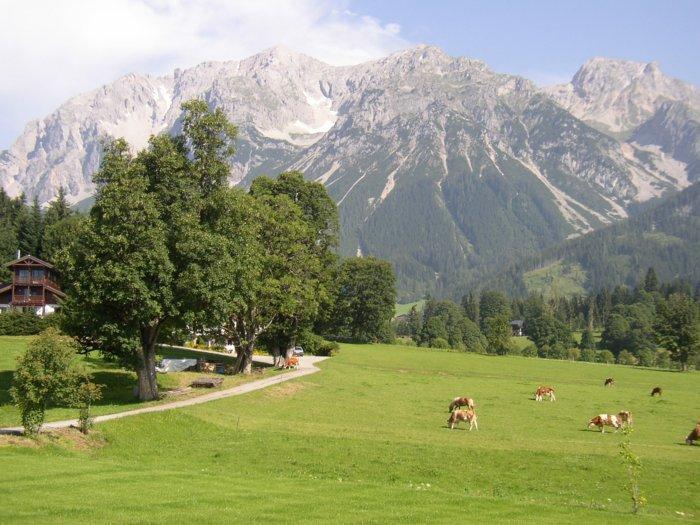 Rakousko na kole 2017 - Salcbursko Pongau