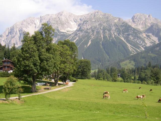 Rakousko nakole - Salcbursko Pongau