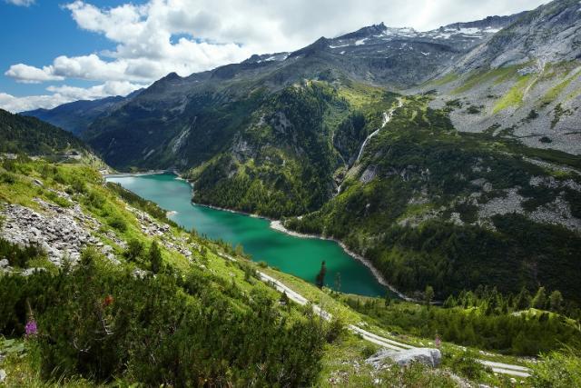 Rakousko - Korutany na kolech