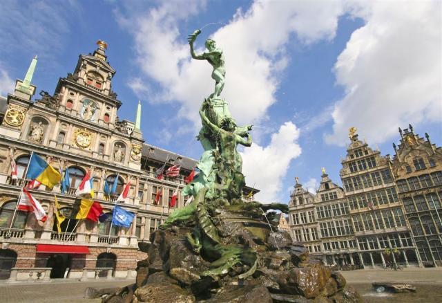 To nejlepší z Belgie