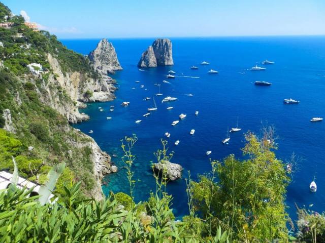 Krásy Jižní Itálie