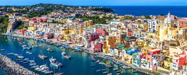 Ischia a další poklady Kampánie
