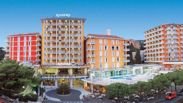 Hotel Riviera a Neptun