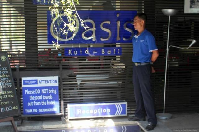 The Oasis Kuta