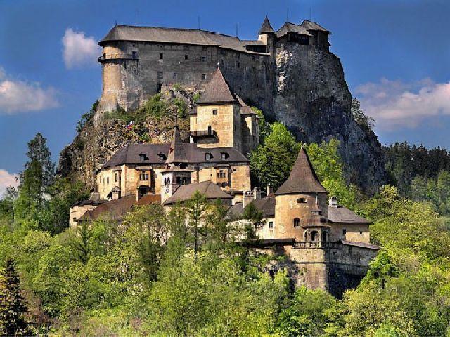 Slovensko - Malá Fatra a Orava s koupáním v termálních lázních Bešeňová