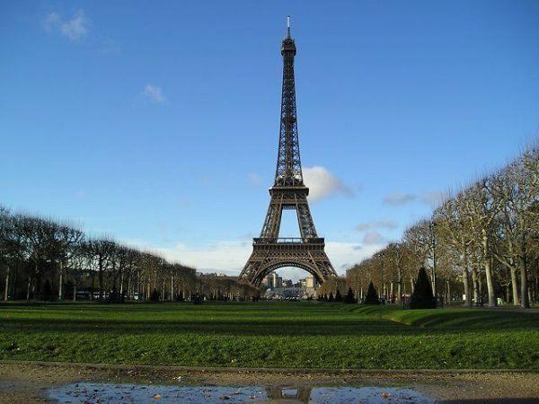 Francie - Paříž s návštěvou Amberku
