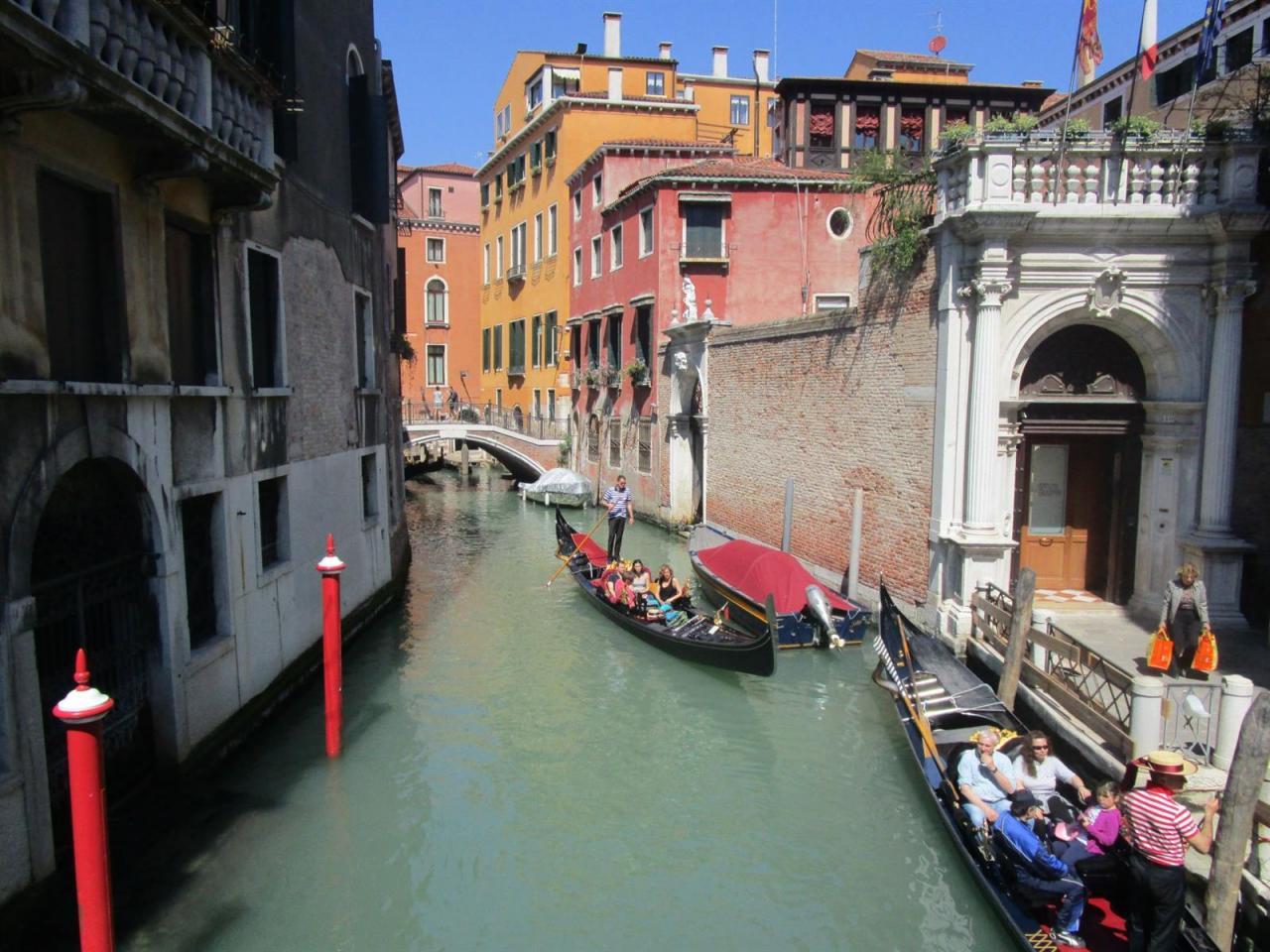 Benátky - Na skok do Benátek